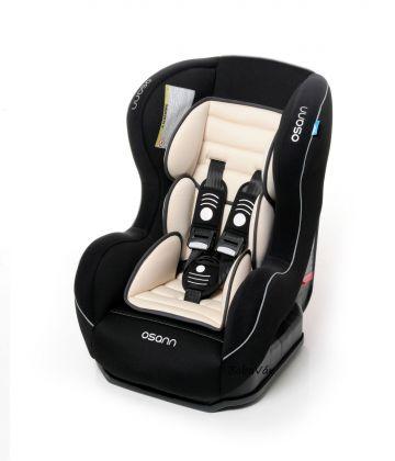 Osann Safety one Autósülés 0-18kg fekete/drapp