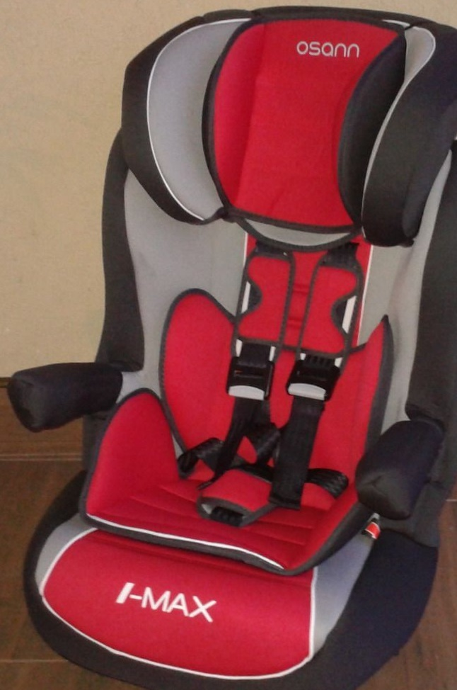 osann aut s l s i max sp plus 9 36 kg red. Black Bedroom Furniture Sets. Home Design Ideas