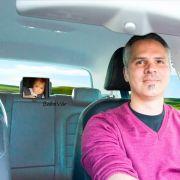 Diago Biztonsági Visszapillantó tükör Autóba