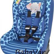 Nania Safety one Autós gyerekülés kék elefántos 0-18kg