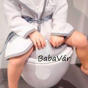 Bebejou wc szűkítő Silver star
