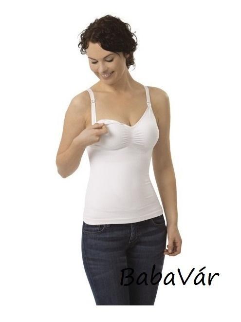Carriwell 1500 szoptatós alakformáló trikó fehér  39b86f6f4c