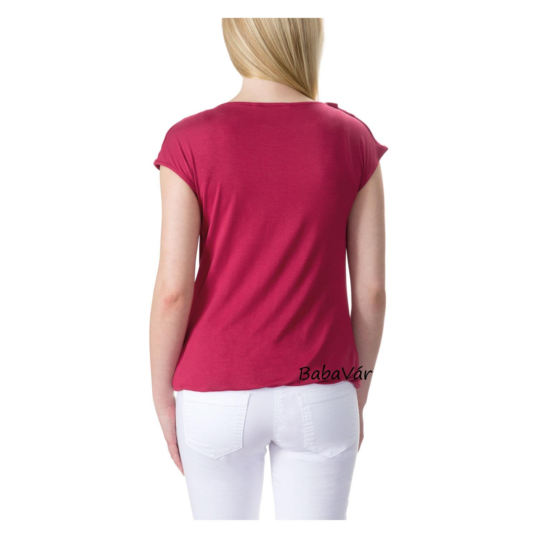 b757a894ca Bellybutton Nedda rövid ujjú kismama/szoptatós póló   BabaMamaOutlet.hu