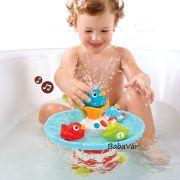 Yookidoo fürdőjáték: Zenélő szökőkút kacsákkal
