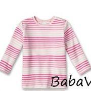 Sanetta rózsaszín plüss két részes pizsama