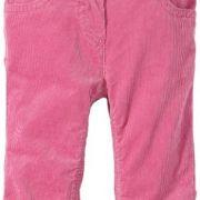 Esprit berry pink bélelt puha kord babanadrág