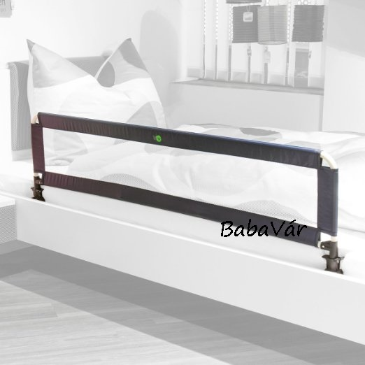 Little World Sötétkék lehajtható Legördülésgátló 135 cm