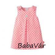 70584013ff Bornino HIPPO & FRIENDS GIRL rózsaszín pöttyös kislányruha