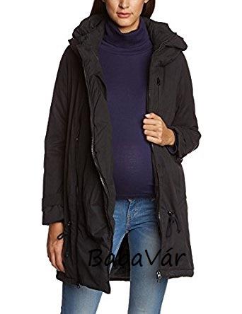 Mama Licious Tikka carry 3 az 1-ben kismama téli kabát babahordozáshoz is