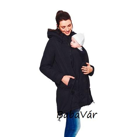 4b9bb9c83e Mama Licious Tikka carry 3 az 1-ben kismama téli kabát babahordozáshoz is