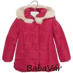 Mayoral raspberry kislány baba kabát  bd0b1eb829