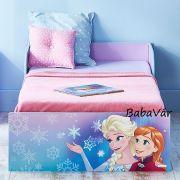 Disney Frozen mintás gyerekágy 70×140