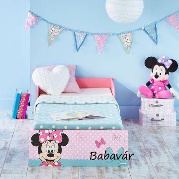 Disney Minnie egeres gyerekágy 70×140
