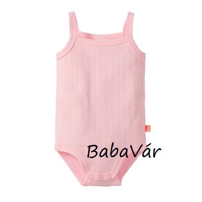 Bornino HIPPO   FRIENDS GIRL spagetti pántos anyagában mintás rózsaszín body 3d2f7cb360