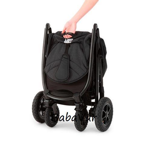 Joie Litetrax 4 Air Buggy Denim Zest Sport babakocsi  50d5bc182e