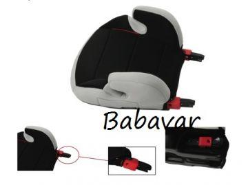 Osann ülésmagasító Isofix Junior standard fekete