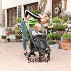 Babycab Paul karfás Sportbabakocsi/ülőkocsi zöld