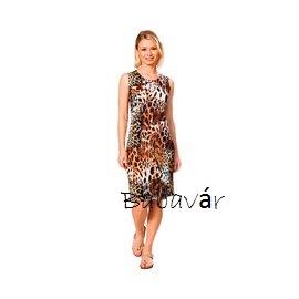 11654cc46e Leopárd mintás nyári ruha | BabaMamaOutlet.hu