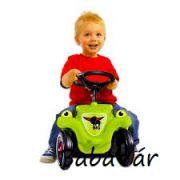 Big Bobby Car classic zöld  járgány