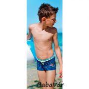 Fashy Karib Kisfiú kék úszónadrág