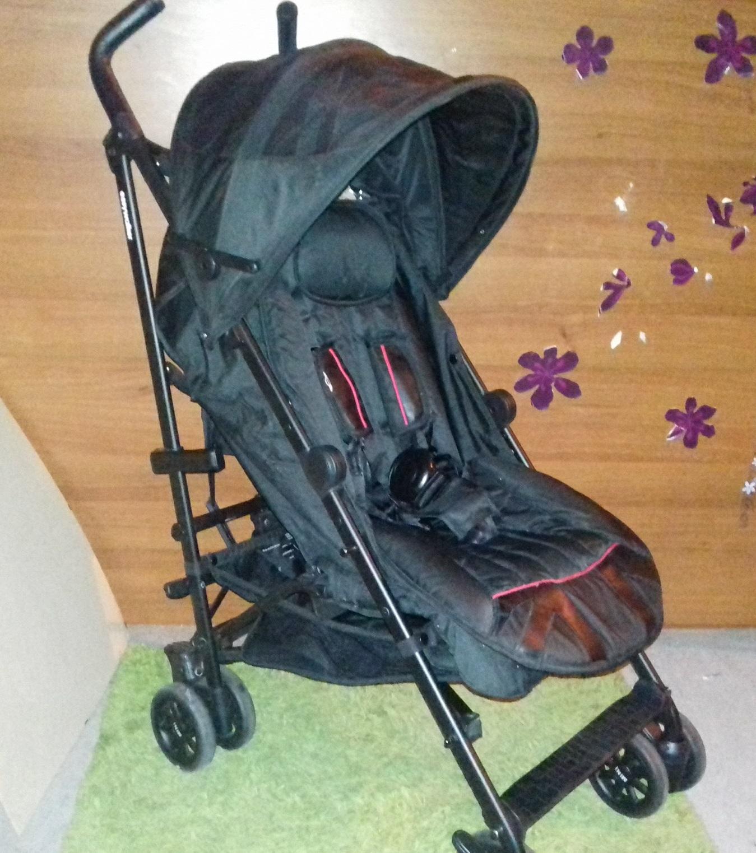 EasyWalker Mini Buggy Black Jack sport babakocsi  15b79fa2ff