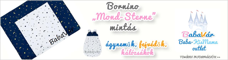 Bornino Mond Sterne kiegészítők