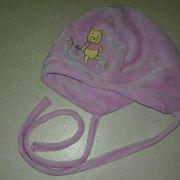 Disney baby micimackós rózsaszín plüss babasapi