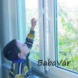 Reer fehér ablak nyitás gátló