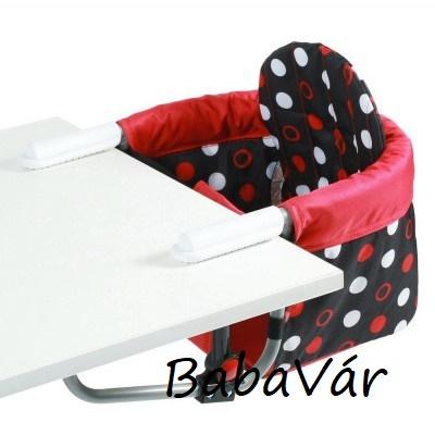 Székre, asztalra rakható etetőszékek | BabaMamaOutlet.hu