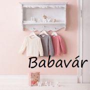 Bornino rosa kötött pulóver