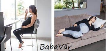 Babymoov Mum & b szoptató-pihenőpárna szürke