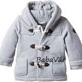 Esprit termó kapucnis téli kabát szürke f063d5e623