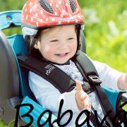 RÖMER JOCKEY COMFORT biztonsági gyerek bicikliülés zöld/lila