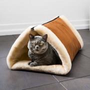 Cica alagút fekhely