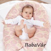 Anita 0150  szoptatós párna rózsaszín