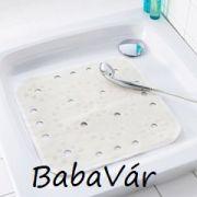 Masszás zónás csúszásgátló zuhanyba