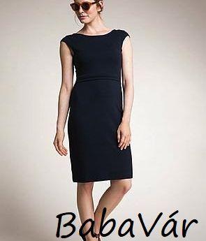 Boob Audrey  Fekete  szoptatós/ kismama ruha