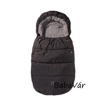 Babycab négy évszakos bundazsák cserélhető felsőrészes Grey melange