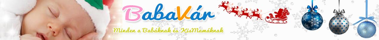 BabaVár Baba-KisMama outlet webáruház