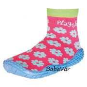 PlayShoes virág mintás  úszózokni