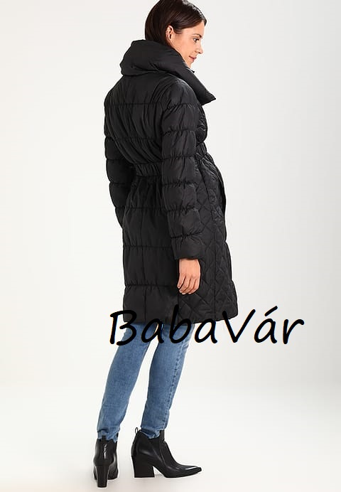 b2189e81b8 Mama Licious Zita Fekete kismama kabát | BabaMamaOutlet.hu