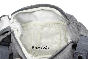 Babymoov Urban pelenkázótáska: SMOKEY