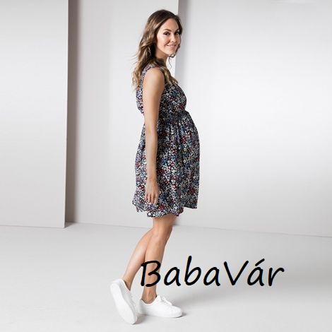 28d02c7a82 2Hearts nyári kismama szoptatós ruha | BabaMamaOutlet.hu