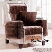 Textil fotelvédő takaró szett Eleganz