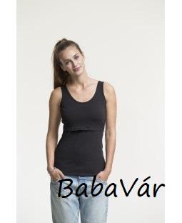 cb5c36ecd6 Boob fekete Classic Szoptatós trikó | BabaMamaOutlet.hu