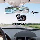 Belső Széles Panoráma Univerzális Tükör autóba