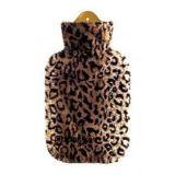 Sanger Melegvizes-palack tartó leopárd mintás