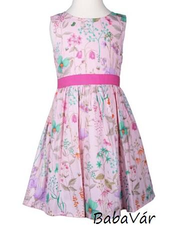 289f5cb42e Happy Girls rózsaszín virágos kislány ruha | BabaMamaOutlet.hu