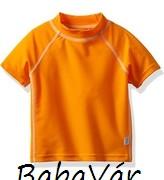Iplay narancs UV szűrős úszópoló
