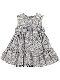 Name it Ferdissy virág mintás fodros kislány ruha  a81be54689